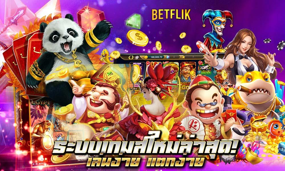 Betflik Slot & Casino